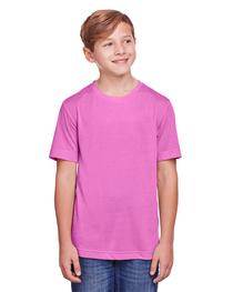 Core 365 Youth Fusion ChromaSoft Performance T-Shirt