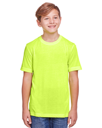 Core 365 Youth Fusion ChromaSoft Performance T-Shirt