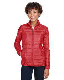 Core 365 Ladies' Prevail Packable Puffer Jacket