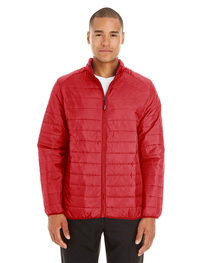 Core 365 Men's Prevail Packable Puffer Jacket