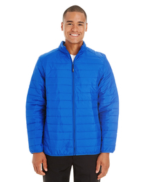 Core 365 Men's Prevail Packable Puffer Jacket