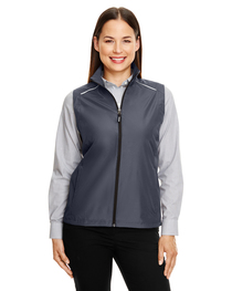 Core 365 Ladies' Techno Lite Unlined Vest
