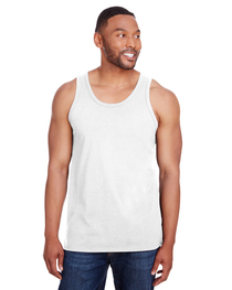 Champion Men's  Ringspun Cotton Tank Top