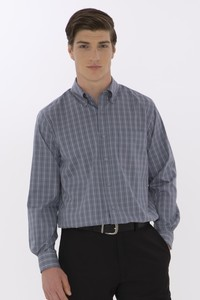 Coal Harbour® Tattersall Check Woven Shirt