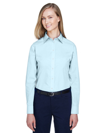 Devon & Jones Ladies' Crown Woven Collection™ Broadcloth