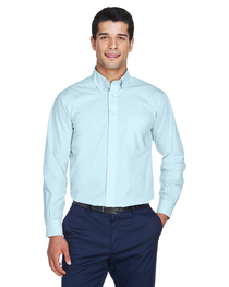 Devon & Jones Men's Crown Woven Collection™ Solid Broadcloth