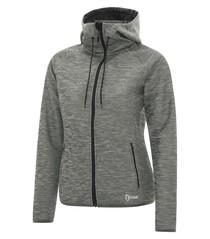 Dryframe® Dry Tech Fleece Full Zip Hooded Ladies' Jacket
