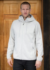 Dryframe® Dry Tech Fleece Full Zip Hooded Jacket