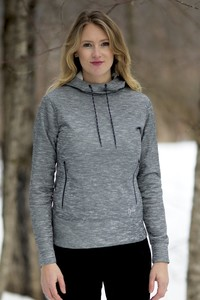Dryframe® Dry Tech Fleece Pullover Ladies' Hood
