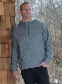 Dryframe® Dry Tech Fleece Pullover Hood