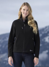 Dryframe® Strata Tech Soft Shell Ladies' Jacket