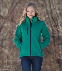 Dryframe® Tri-tech Hard Shell Ladies' Jacket