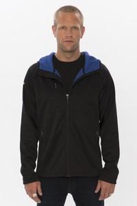 Dryframe® Bonded Tech Fleece Full Zip Hooded Jacket