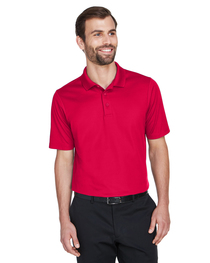 Devon & Jones CrownLux Performance™ Men's Tall Plaited Polo
