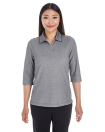 Devon & Jones Ladies' Pima-Tech™ Oxford Piqué Polo