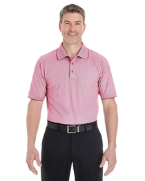 Devon & Jones Men's Pima-Tech™ Oxford Piqué Polo