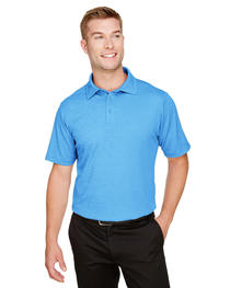 Devon & Jones Men's CrownLux Performance™ Address Polo