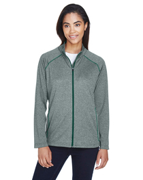 Devon & Jones Ladies' Stretch Tech-Shell® Compass Full-Zip