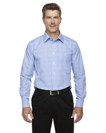 Devon & Jones Men's Crown Woven Collection™ Glen Plaid