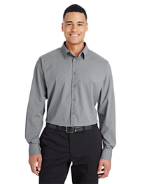 Devon & Jones CrownLux Performance™ Men's Check Shirt