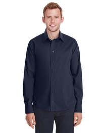 Devon & Jones Men's Untucked™ Crown Collection™ Stretch Shir