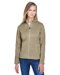 Devon & Jones Ladies' Bristol Full-Zip Sweater Fleece Jacket