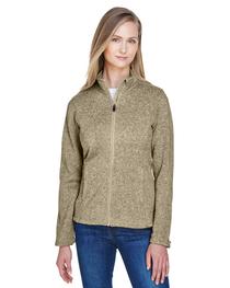 Devon & Jones Ladies' Bristol Full-Zip Sweater Fleece Jacket