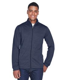 Devon & Jones Men's Newbury Fleece Full-Zip