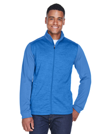 Devon & Jones Men's Newbury Fleece Full-Zip