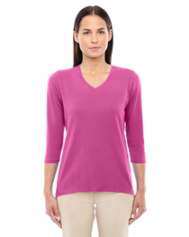 Devon & Jones Ladies' Perfect Fit™ Bracelet-Length V-Neck To