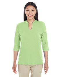 Devon & Jones Ladies' Perfect Fit™ Open Neckline Top