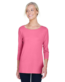 Devon & Jones Ladies' Perfect Fit™ Bracelet-Length Knit Top
