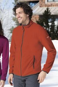 Eddie Bauer® Vertical Fleece Full Zip Jacket