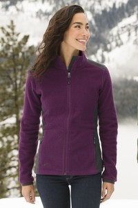 Eddie Bauer® Sherpa Fleece Full Zip Ladies' Jacket