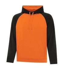 ATC™  Game Day™ Fleece Two Tone Hooded Sweatshirt