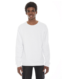 American Apparel Unisex Drop Shoulder Pullover Crewneck