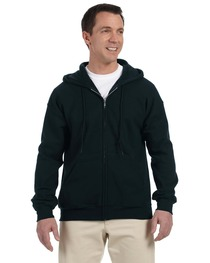 Gildan Adult DryBlend® Adult 9 oz., 50/50 Full-Zip Hood