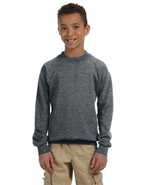 Gildan Youth Heavy Blend™ 8 oz., 50/50 Fleece Crew