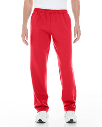 Gildan Adult Heavy Blend™ Adult 8 oz. Open-Bottom Sweatpants