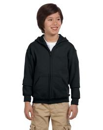 Gildan Youth Heavy Blend™ 8 oz., 50/50 Full-Zip Hood