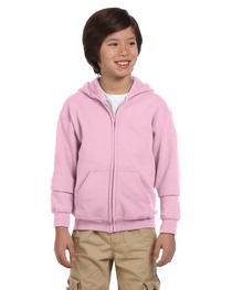 Gildan Youth Heavy Blend™ 8 oz., 50/50 Full-Zip Hood