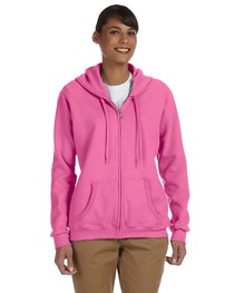 Gildan Ladies' Heavy Blend™ 50/50 Full-Zip Hood