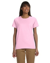 Gildan Ladies' Ultra Cotton® 10 oz./lin. yd. T-Shirt