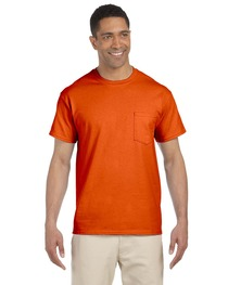 Gildan Adult Ultra Cotton® 10 oz./lin. yd. Pocket T-Shirt