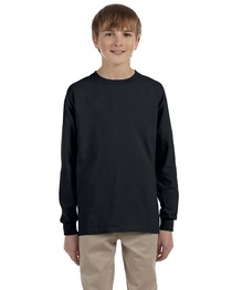 Gildan Youth Ultra Cotton® 6 oz. Long-Sleeve T-Shirt