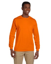 Gildan Adult Ultra Cotton® Long-Sleeve Pocket T-Shirt