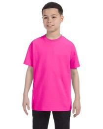 Gildan Youth Heavy Cotton™ 8.8 oz./lin. yd. T-Shirt