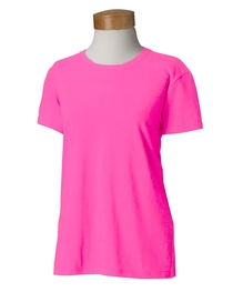 Gildan Ladies' Heavy Cotton™ 8.8 oz./lin. yd. T-Shirt