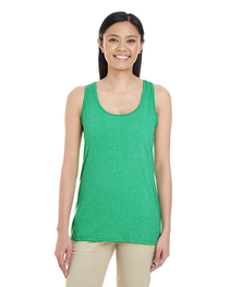 Gildan Ladies' Softstyle®  4.5 oz. Racerback Tank