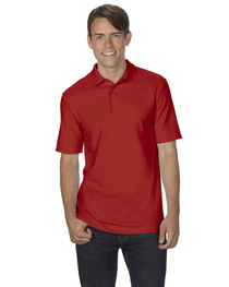 Gildan Adult 6 oz. Double Piqué Polo